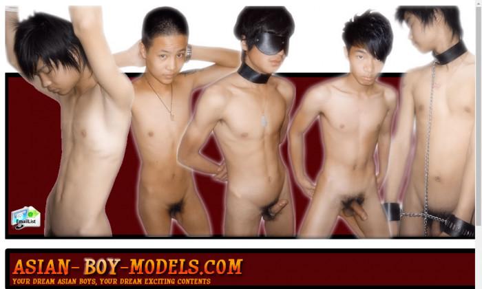 asian boy models