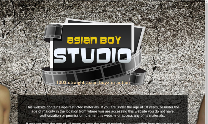 asian boy studio
