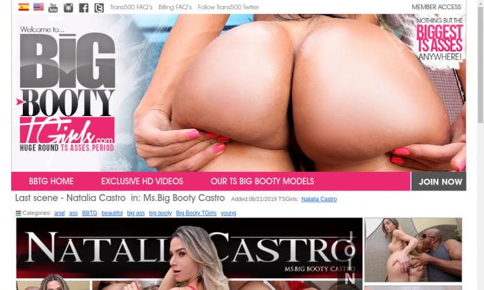 big booty t girls