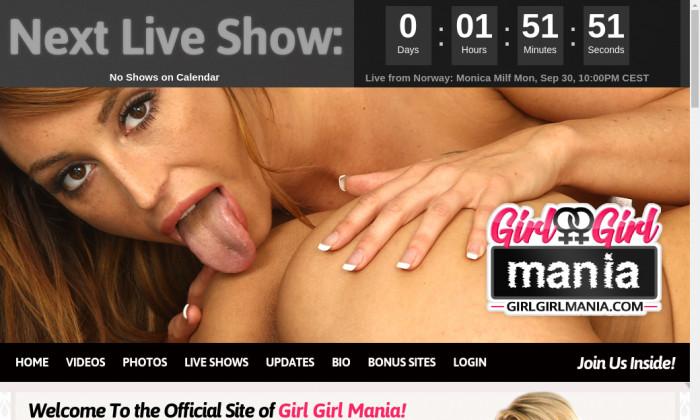 girl girl mania