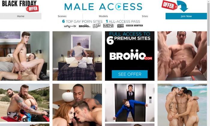 male access