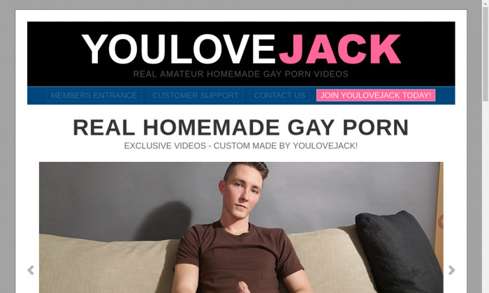 you love jack