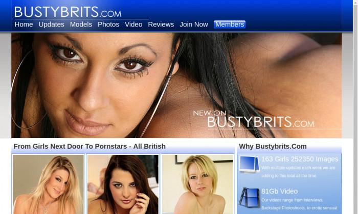 busty brits