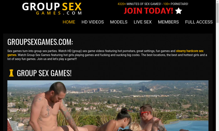 group sex games