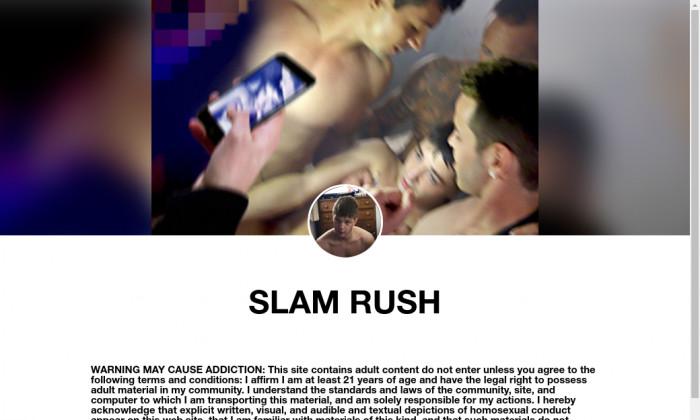 slam rush