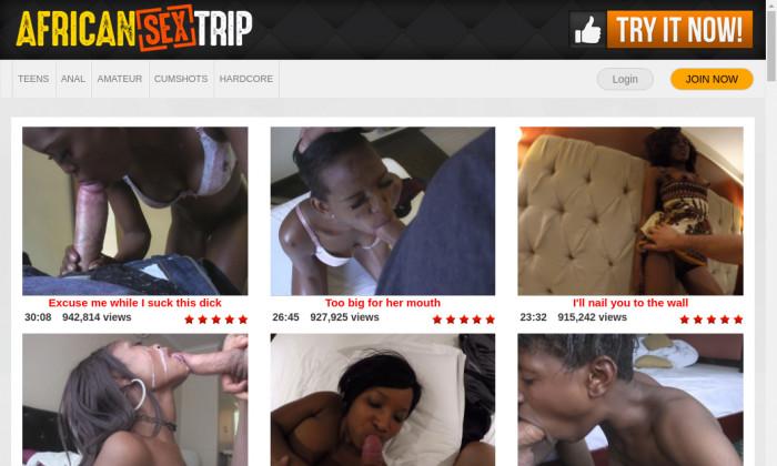african sex trip