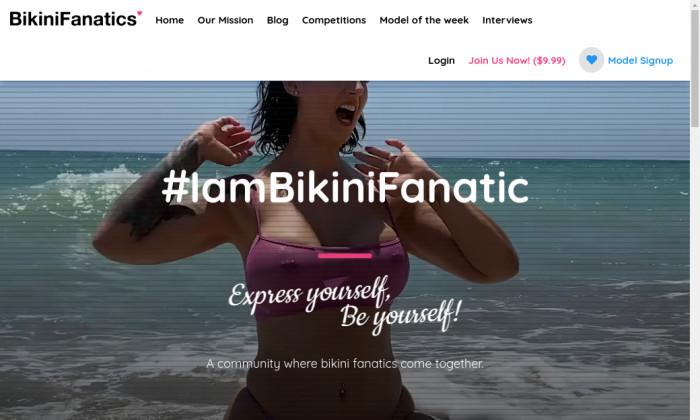bikini fanatics