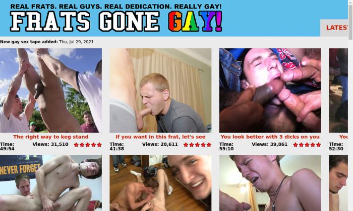 frats gone gay