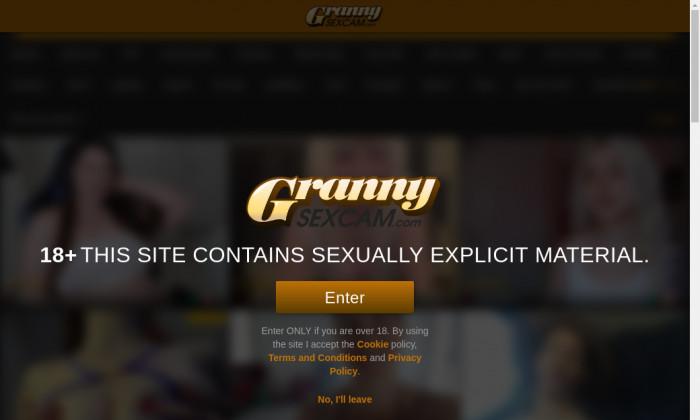 granny sex cam